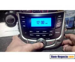 Radio Original Hyundai Hb20 Com Bluetooth E Usb