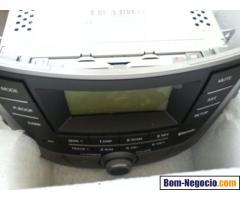 Radio Original Hyundai Hb20 Com Bluetooth E Usb