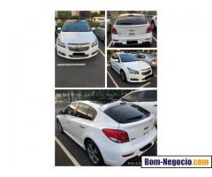 Vendo CRUZE LT AUTOMÁTICO 2014