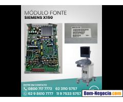 PLACAS E MANUTENÇÃO ULTRASSOM SIEMENS X150 - X300
