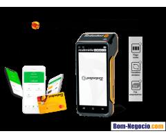 Máquinas para Cartão Débito/Crédito/Voucher PagSeguro. Ótima Oportunidade para Seu Negócio!