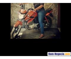 Carenagem de moto FAZER 150