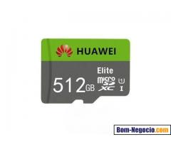 Importado novo kit Micro Sd 512 GB Huawei inteligente importado