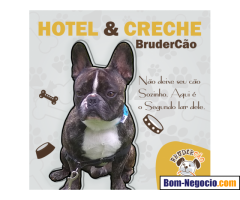 Hotel e Creche BruderCão