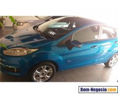 New Fiesta Azul 2014/15 segundo novo, 2020 pago.