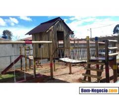 Playground – Parquinho Infantil em Condomínios, Escolas e Residências
