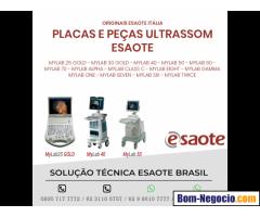 PLACAS ULTRASSOM ESAOTE - ASSISTÊNCIA TÉCNICA E IMPORTAÇÃO