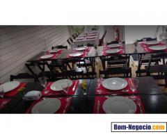 Restaurante em Moema - frente Metrô Eucaliptos - Urgente R$ 80 mil
