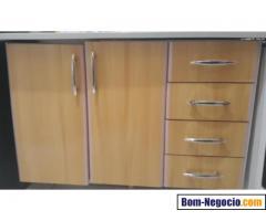Cozinha Compacta – 4 módulos (em bom estado)