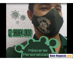 Máscaras Personalizadas em São José dos Campos