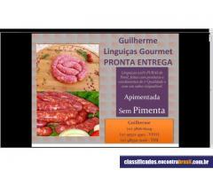 Linguiças Gourmet