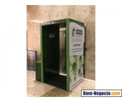 Total Desinfect | Venda e Locação de Cabine de Higienização e Serviços de Descontaminação