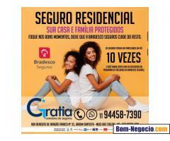 Seguro residencial - Gratia Corretora de Seguros