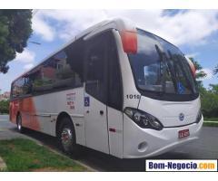 Aluguel de van, ônibus e Micro ônibus