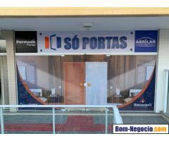 Só Portas Showroom Florianópolis