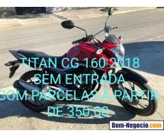 Cg titan 160 2018