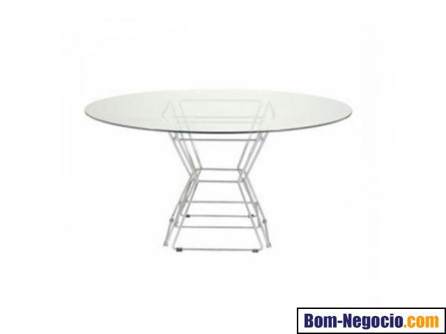 Mesa de jantar Mandala - móveis design e decoração !