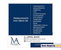 Agronegócio - Mafra & Alves Sociedade de Advogados