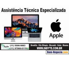 Assistencia tecnica Apple Macbook e IMAC - Brooklin, Itaim, Vila Olimpia