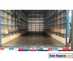 Caminhão Baú Volkswagen 8-150 E Delivery 2p (diesel)
