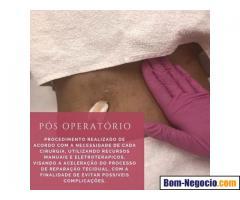 Pós operatório de cirurgia plástica Itaguaí rj
