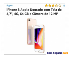 Promoção imperdível iPhone 8