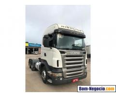 Scania R420 Highline 2008 6x2