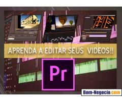 Aulas Computação e Edição de Vídeo Rio de Janeiro RJ Barra da Tijuca Leblon Ipanema Recreio