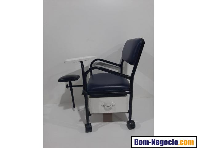 Cadeira cirandao manicure fj fabricação propria