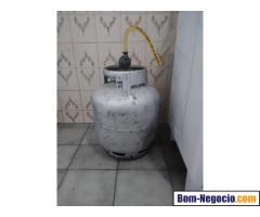 Vasilhame de gás 13kg