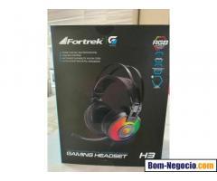 Headset Gamer Rbg 7.1 top confira