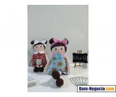 Bonecas de Pano (Feito no Atelier Art's da Sol)