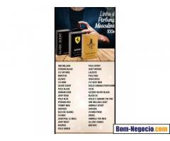 Perfumes inspirados