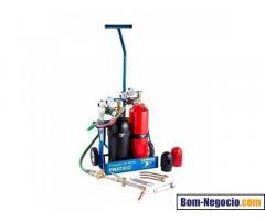 Conjunto de Solda PPU Condor Oxigênio e Acetileno