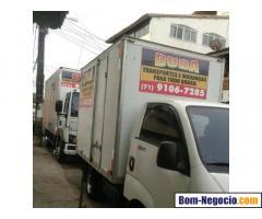 Duda transportes e Mudanças salvador todo Brasil