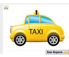 Autonomia táxi troco por carro