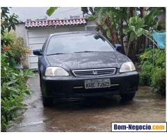 Honda Civic 2000 1.6 16v LX Automático completo
