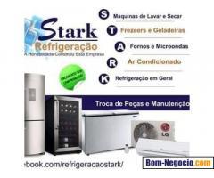 conserto de geladeira Agua Verde