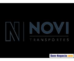Fretes / Carretos / Mudanças - Novi Transportes