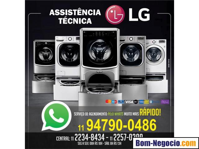 Assistência técnica de eletrodoméstico nacionais e importados