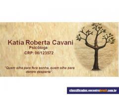 Psicologa Katia Roberta Cavani