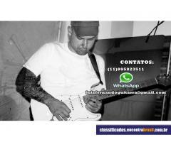 Luiz Cazati Aulas de Violão e Guitarra em Domicílio