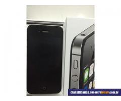 Vendo Iphone 4S Desbloqueado Semi-novo na caixa
