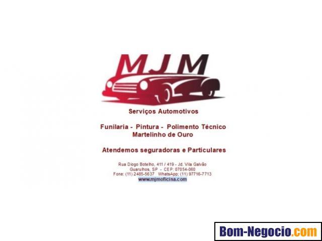 MJM Serviços Automotivos Ltda
