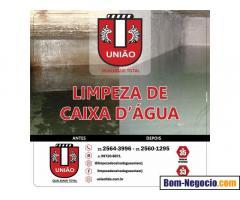 limpeza e impermeabilização de cisterna
