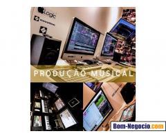 Curso de Produção Musical Barra da Tijuca Leblon Rio de Janeiro RJ Recreio  Ipanema