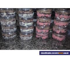 vendo bolos de potes