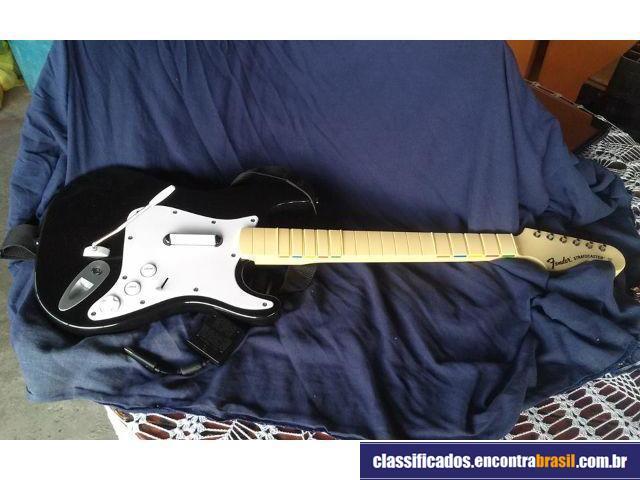 Vendo Guitarra Wirelles Rock Band e Guitar Hero