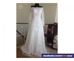 Favo de Mel Noivas - Vendo Vestido de Noiva Modelo Doce