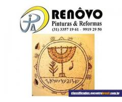 Renovopinturas - Renovo Pinturas e Reformas